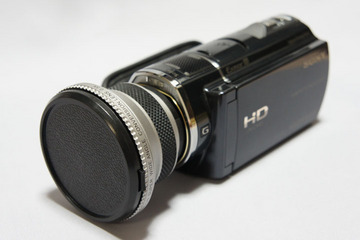 HDR-CX520V+HD-5000PRO