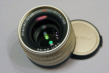 Carl Zeiss Planar T* 45mm F2 G