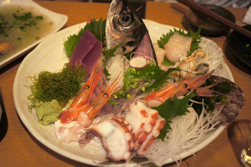 四谷 魚撃