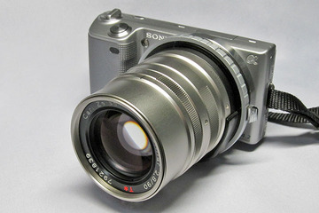 Carl Zeiss Sonnar T* 90mm F2.8 G