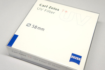 Carl Zeiss T* UV Filter Φ58mm