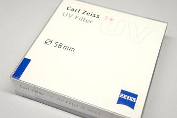 Carl Zeiss T* UV Filter Φ58mm