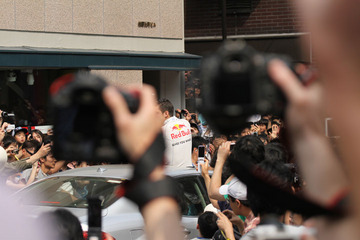 Red Bull Energy for Japan