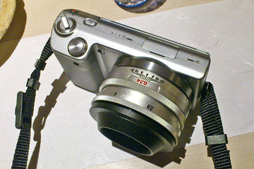 SLR Magic 28mm F2.8