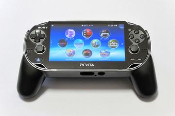 PS Vita 用 アシストグリップ