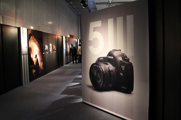 EOS 5D Mark III SPECIAL EXPERIENCE