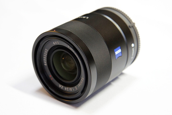 Carl Zeiss Sonnar T* E 24mm F1.8 ZA