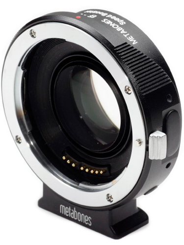 METABONES EF-E mount Speed Booster