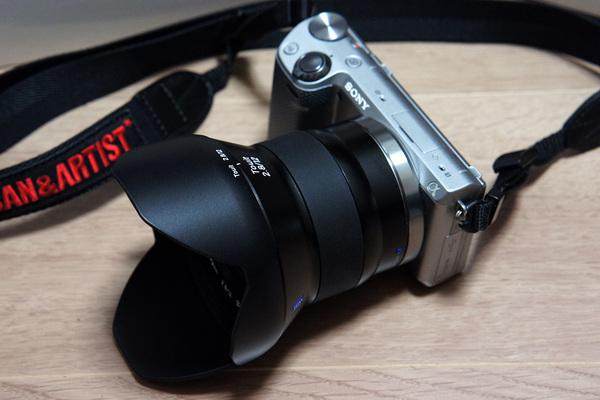 Carl Zeiss Touit 12mm F2.8