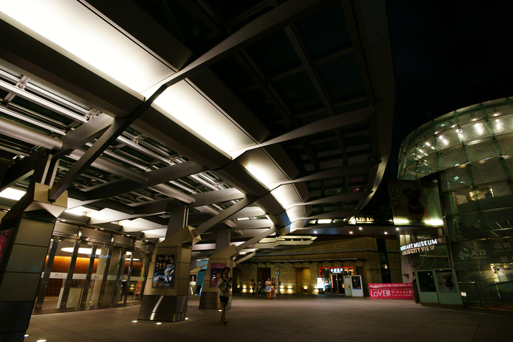 ROPPONGI WIDEANGLE