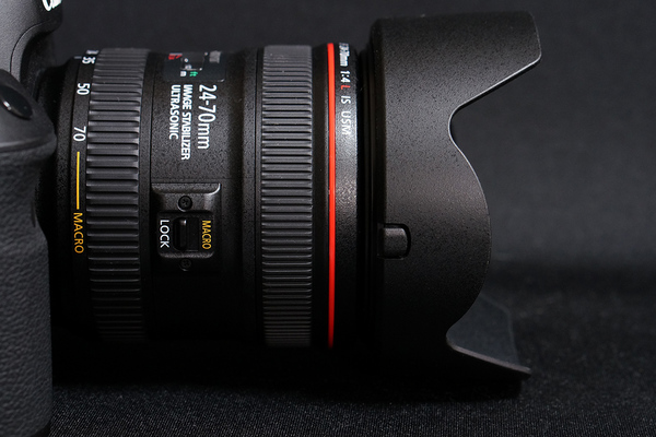 Canon EF24-70mm F4L IS USM