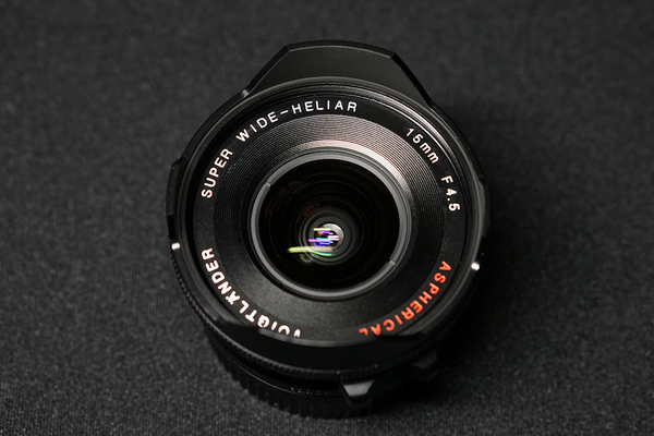 Voigtländer SUPER WIDE-HELIAR 15mm F4.5 Aspherical II