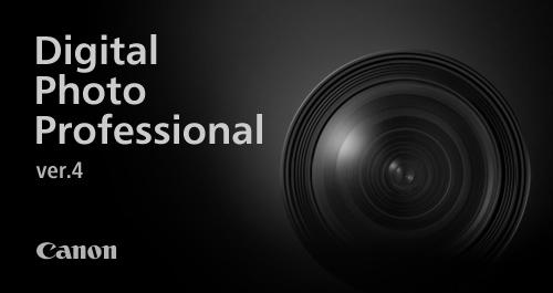 Digital Photo Professional 4.0