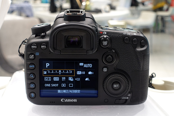 EOS 7D Mark II