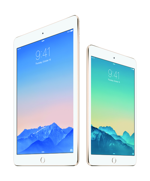iPad Air 2/mini 3