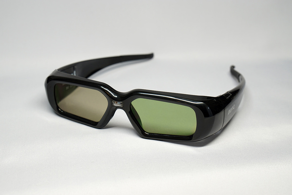 BenQ New 3D Glasses II