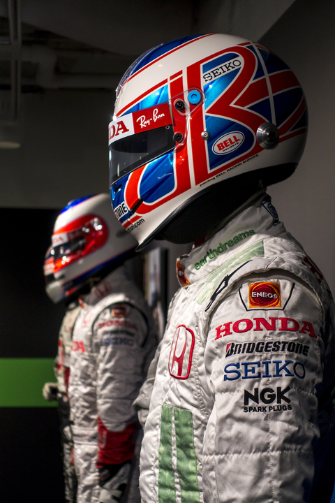 Honda Drivers' Suits