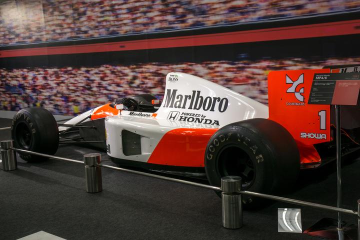 McLaren Honda MP4/6