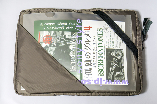 TOGAKURE BAG in BAG