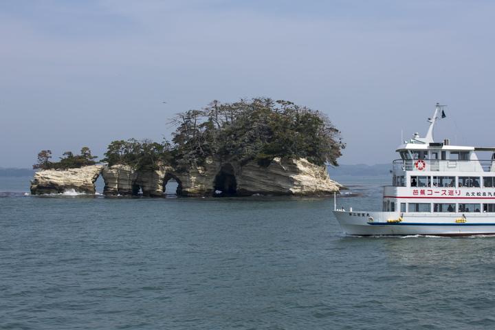 松島湾クルージング