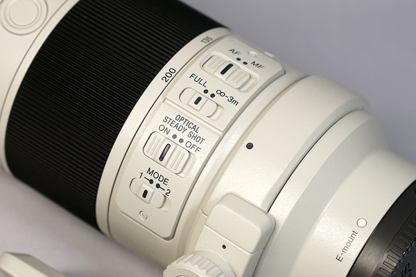 Sony FE 70-200mm F4 G OSS