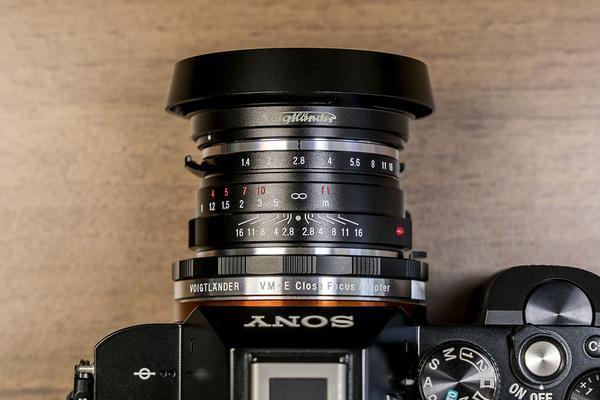 Voigtländer NOKTON classic 40mm F1.4 MC