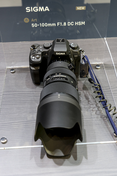[Art] 50-100mm F1.8 DC HSM