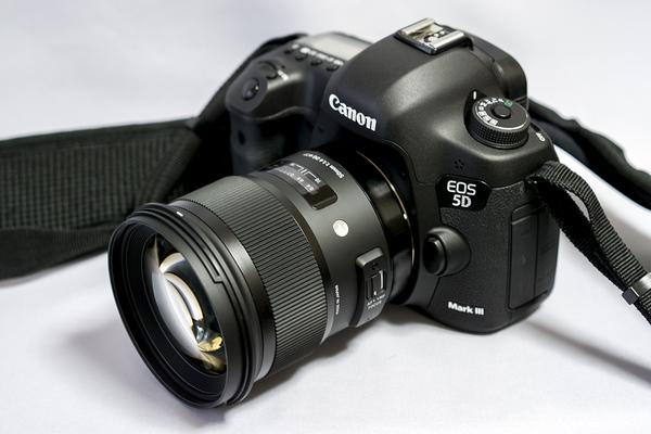 SIGMA [Art] 50mm F1.4 DG HSM