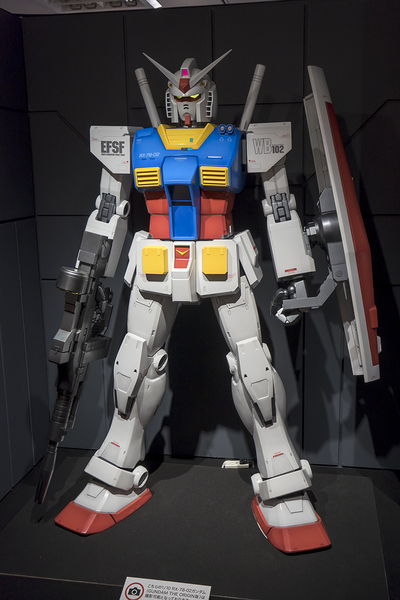GUNDAM PRODUCT ART