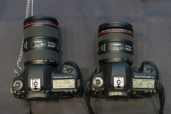 EF24-105mm F4L IS II USM