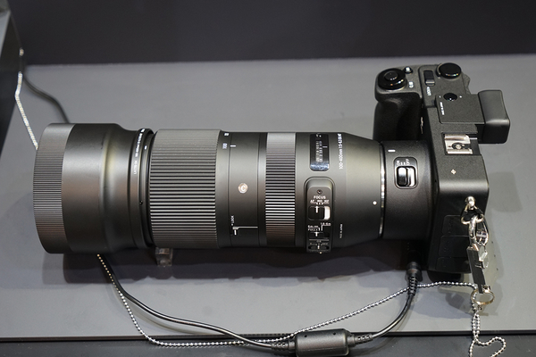 SIGMA [Contemporary] 100-400mm F5-6.3 DG OS HSM