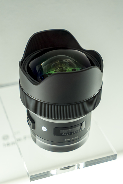 SIGMA [Art] 14mm F1.8 DG HSM