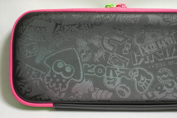 Nintendo Switch キャリングケース スプラトゥーン 2 エディション