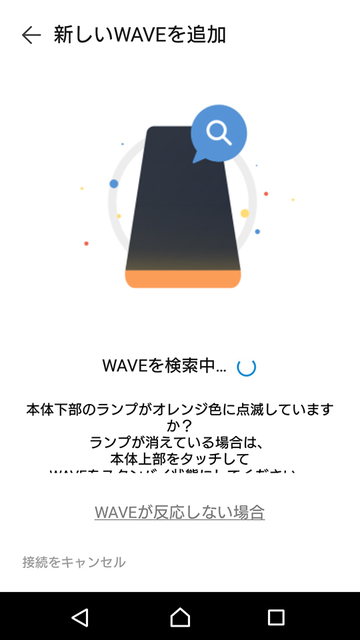 LINE WAVE