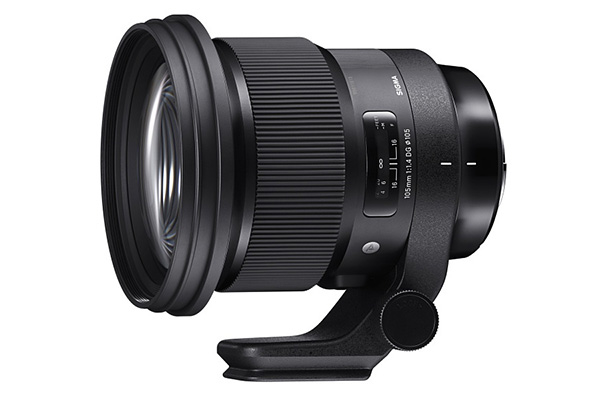 SIGMA [Art] 105mm F1.4 DG HSM