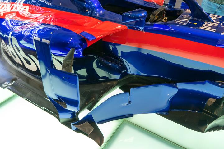 Toro Rosso STR13 Prototype