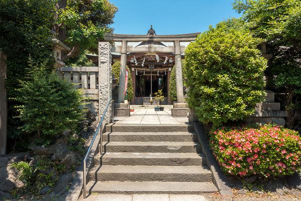 東向島白鬚神社