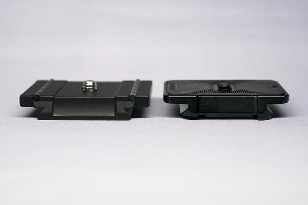Dual Plate