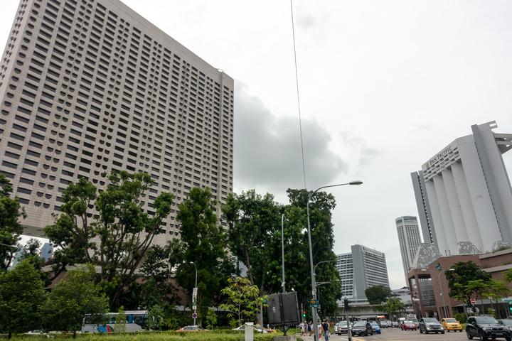 シンガポール市街地コース