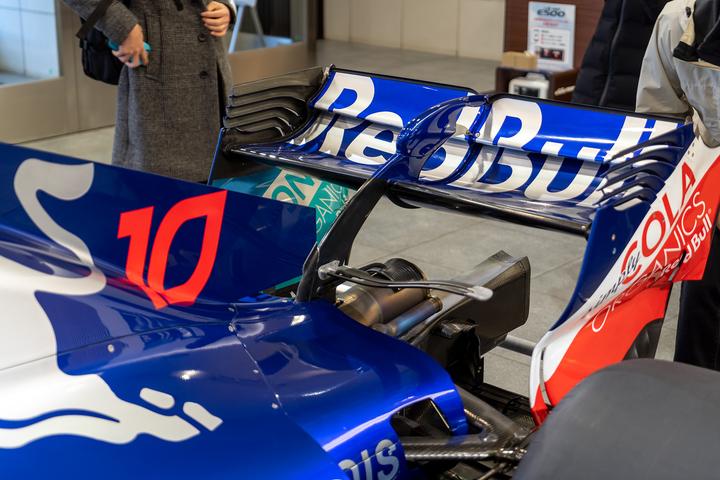 Toro Rosso STR13 Racecar